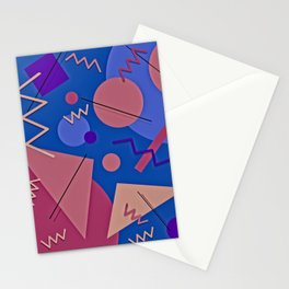 Memphis #96 Stationery Cards