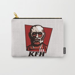 Kentucky Fried Human Carry-All Pouch