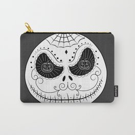 Jack's Skull Sugar (Vector Mexican Skull) Carry-All Pouch