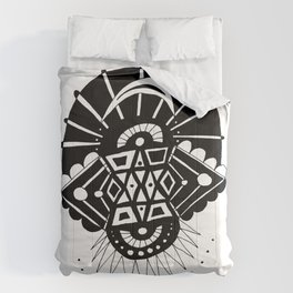 Diadem 1 Comforters