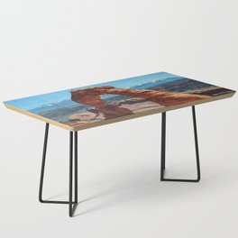 delicate arch Coffee Table