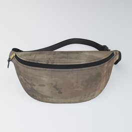 Sheet Music - Mixed Media Partiture #4 Fanny Pack