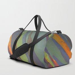 Rainbow Eucalyptus Magic Duffle Bag