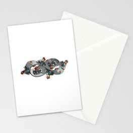 Mobius Kart Stationery Cards