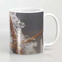 spiritual Mugs featuring Spiritual Rain by LilianChance