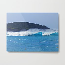 Gnar Out Far Out Metal Print