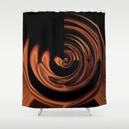 The Strawberry Incident - The Sugar Cane Mutiny v.3 Shower Curtain