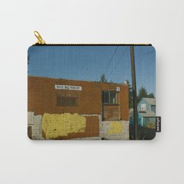 Brick Building - Mount Vernon, WA Carry-All Pouch