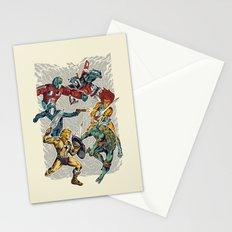 80's Smash Stationery Cards