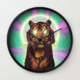 Embrace Yourself Wall Clock