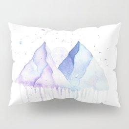 Mountains! Pillow Sham