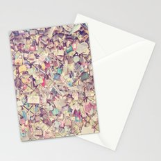 Love Locked Stationery Cards