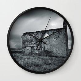 The Church on the Moors Wall Clock
