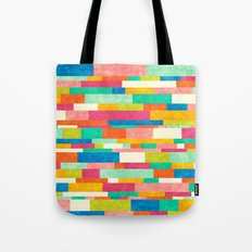 Happy Go Lucky 2 Tote Bag