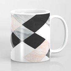 Pastel Scheme Geometry Mug