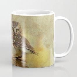 Northern Saw-Whet Coffee Mug