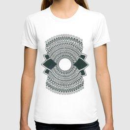 Sand Clock Mandala T-shirt