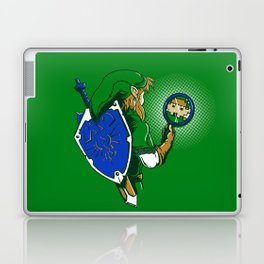 Link Too The Past Laptop & iPad Skin