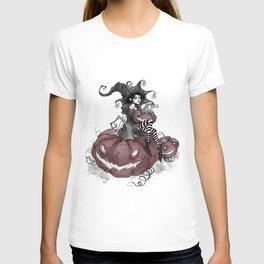 Inktober Jack-o-lantern T-shirt