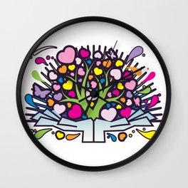Mother_Tree Wall Clock