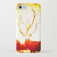 stag iPhone & iPod Cases featuring STAG by Chrisb Marquez