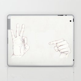 Innuendo   Laptop & iPad Skin
