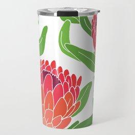 Protea Garden Travel Mug