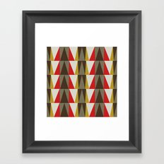 MCM Bitossi Angle Framed Art Print