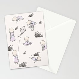 Forgetting is So Long Stationery Cards