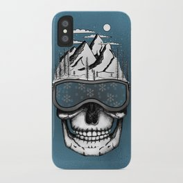 Skullorado v2 iPhone Case
