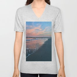 Shore Colors Unisex V-Neck
