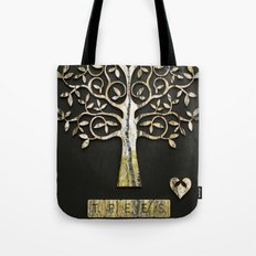 Love Trees Tote Bag