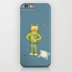 You are the cat's pajamas - blue iPhone 6s Slim Case