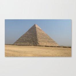 Egypt - Great Pyramids of Giza Canvas Print