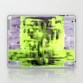 ELECTRIC REMIX (lemon) Laptop & iPad Skin