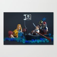 Talk like a Pirate Day Canvas Print