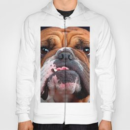 Bulldog English Bad Face Hoody