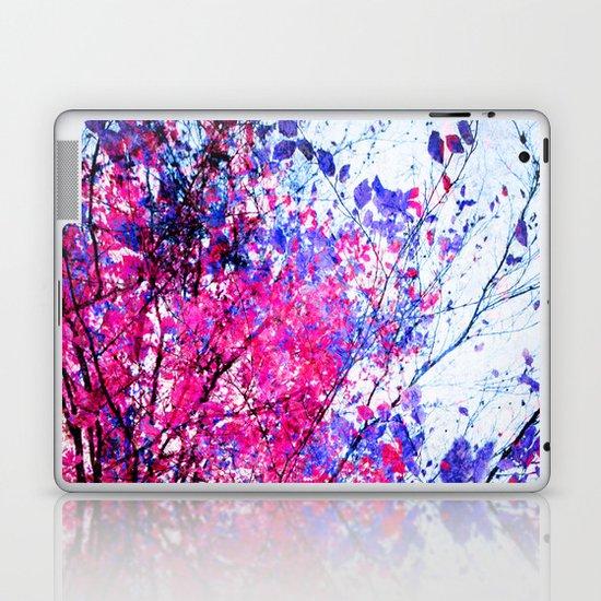 Pink Tree Laptop & iPad Skin