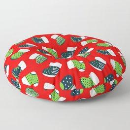 Christmas Boots! Floor Pillow