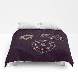 Eclipse Comforters