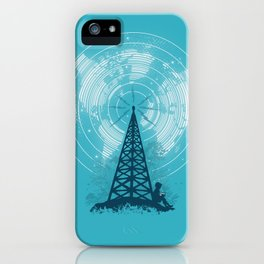World News iPhone Case