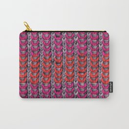 Neon Mikkey Knit Carry-All Pouch
