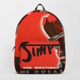Simple Sam Backpack