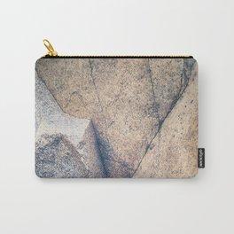 Secret Woman Emerging, Beach Stone Carry-All Pouch