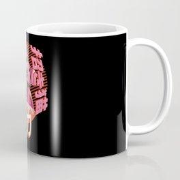 Godzilla Cat Coffee Mug
