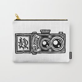 Analog Film Camera Medium Format Photography Shooter Carry-All Pouch