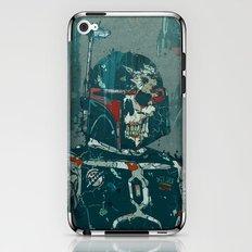 Fett iPhone & iPod Skin