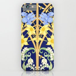 The Bee's Paradise iPhone Case