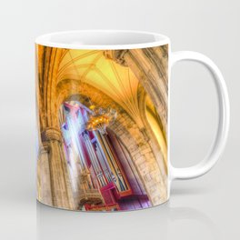 St Giles Cathedral Edinburgh Scotland Coffee Mug