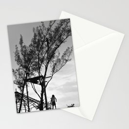 Rasta Tree Stationery Cards